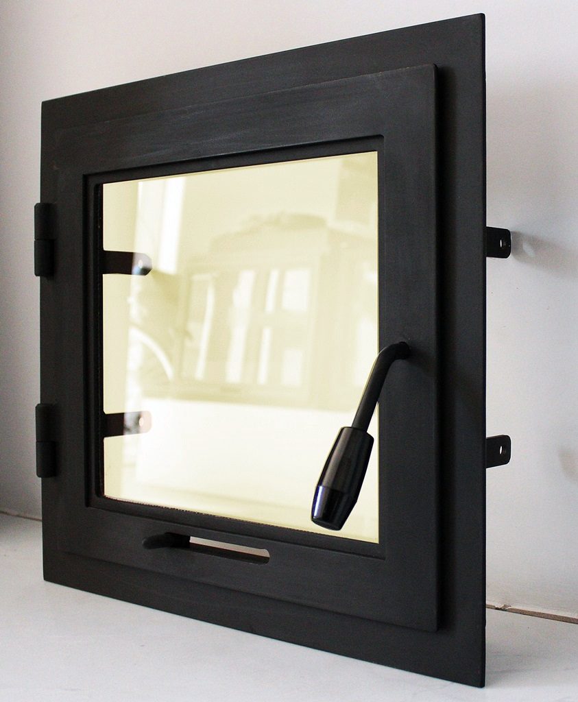 stahlt ren nach ma kamint ren ma anfertigung ofent r dekofeuer kaminofen bk 001 ebay. Black Bedroom Furniture Sets. Home Design Ideas